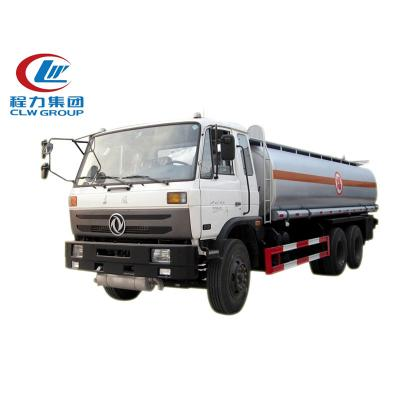 6X4 DongFeng 20CBM Acid Chemical Liquid Tank Trucks