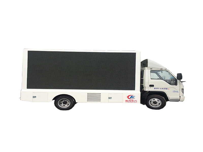 P6 Mobile Billboard LED Advertising Trucks For Sale, China