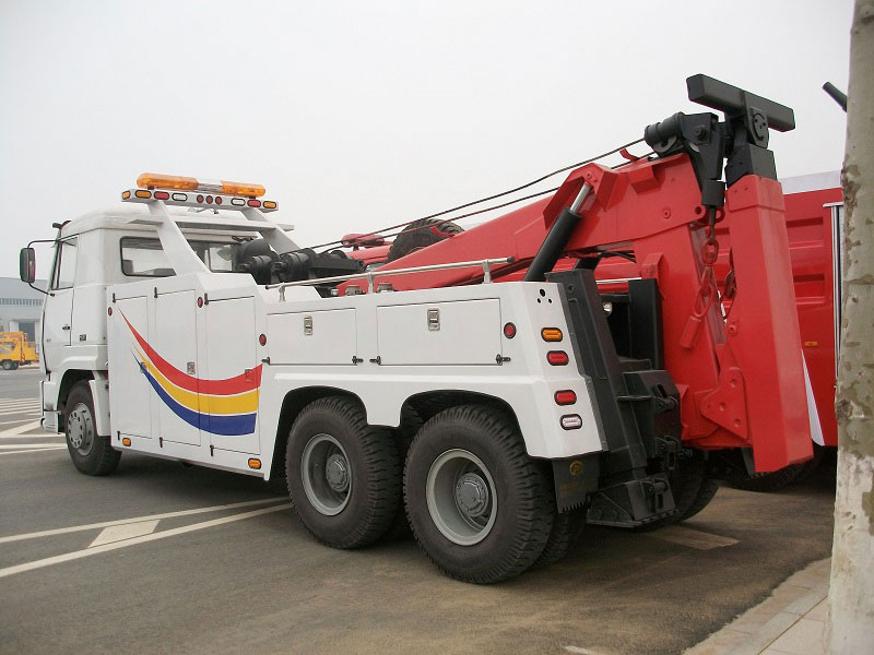 Sinotruk 20 Tons Heavy Duty Tow Trucks