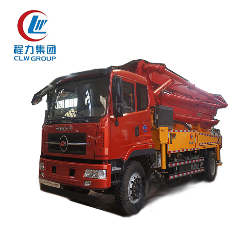 28 Meters Concrete Pump Trucks