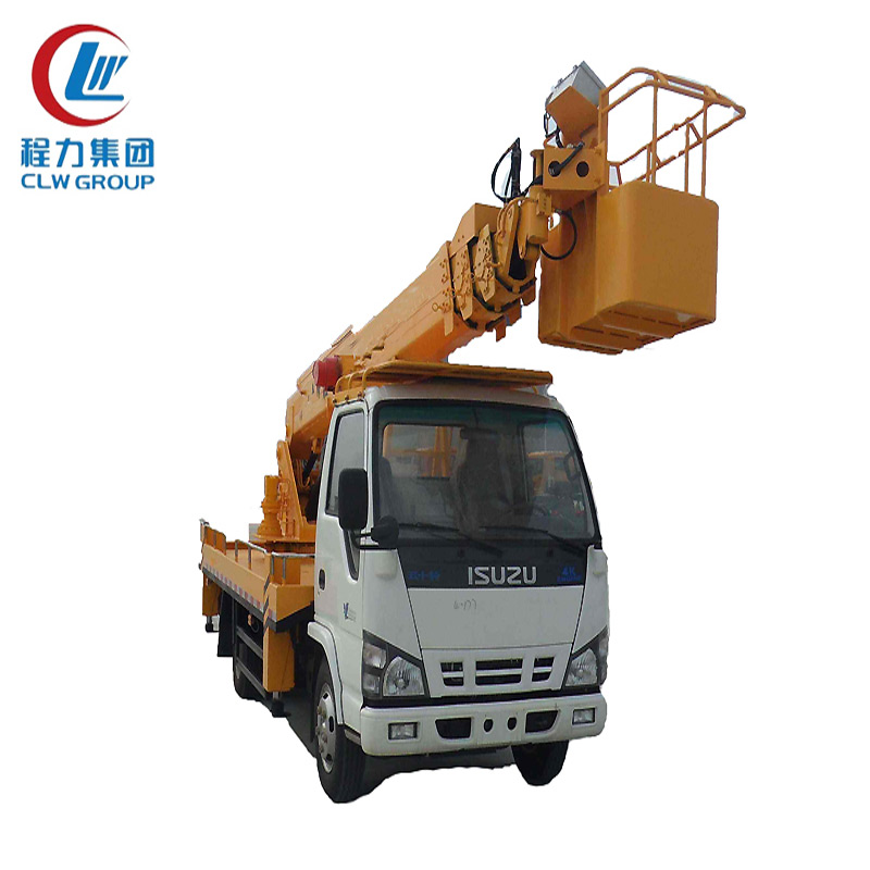 ISUZU 14M Boom Lift Trucks