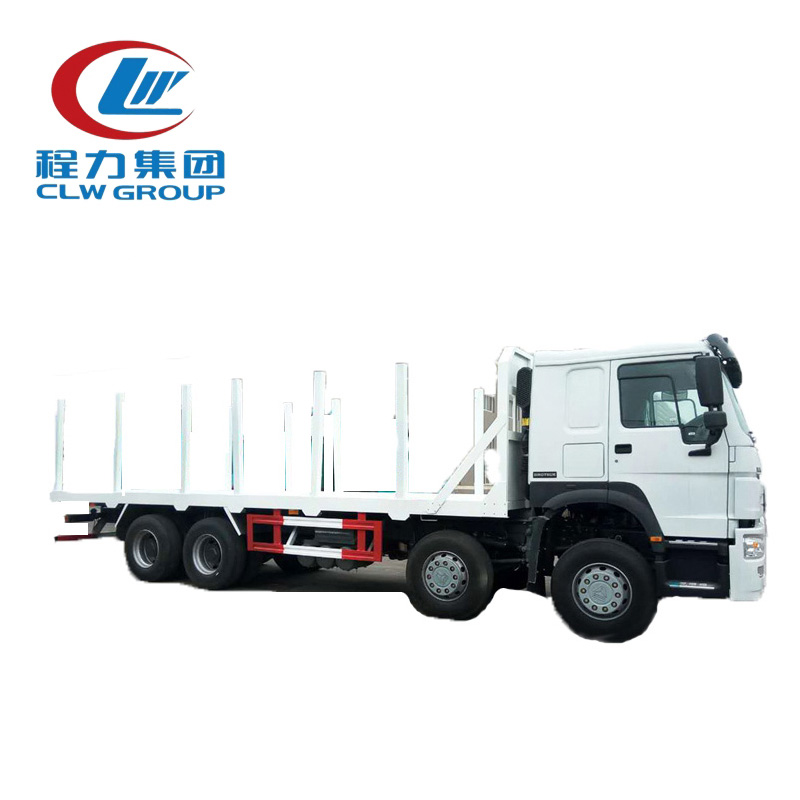8 Meters Logging Trucks