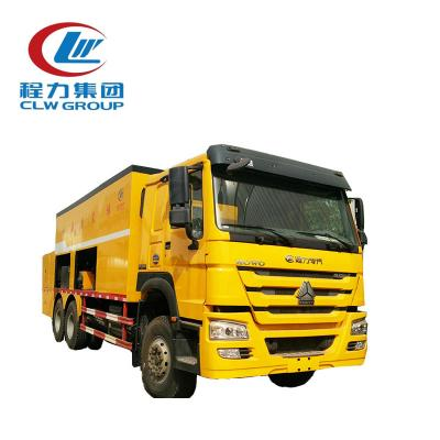 8CBM Slurry Seal Coat Trucks