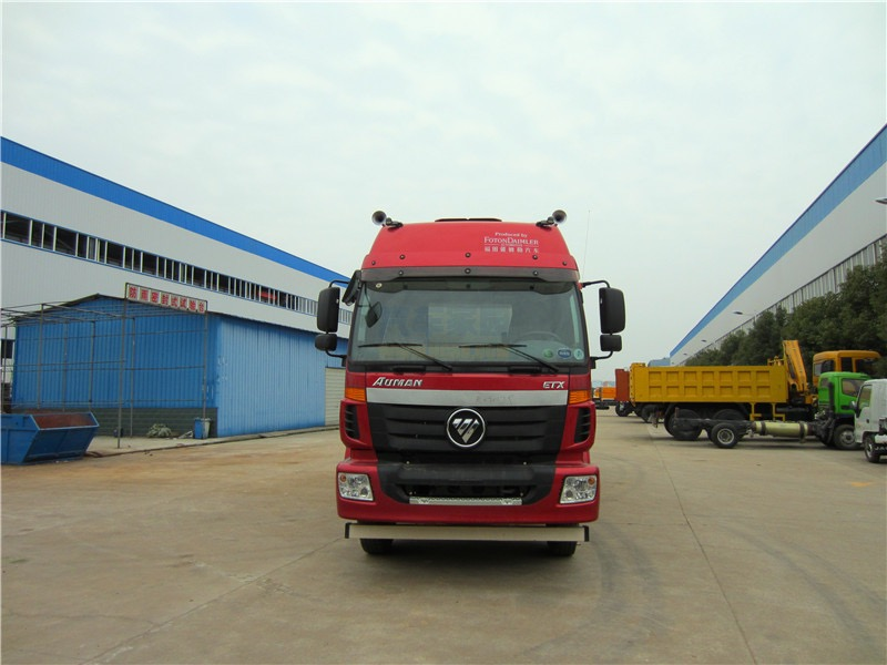 4x2 FOTON 10m3 Bulk Fodder Transport Trucks