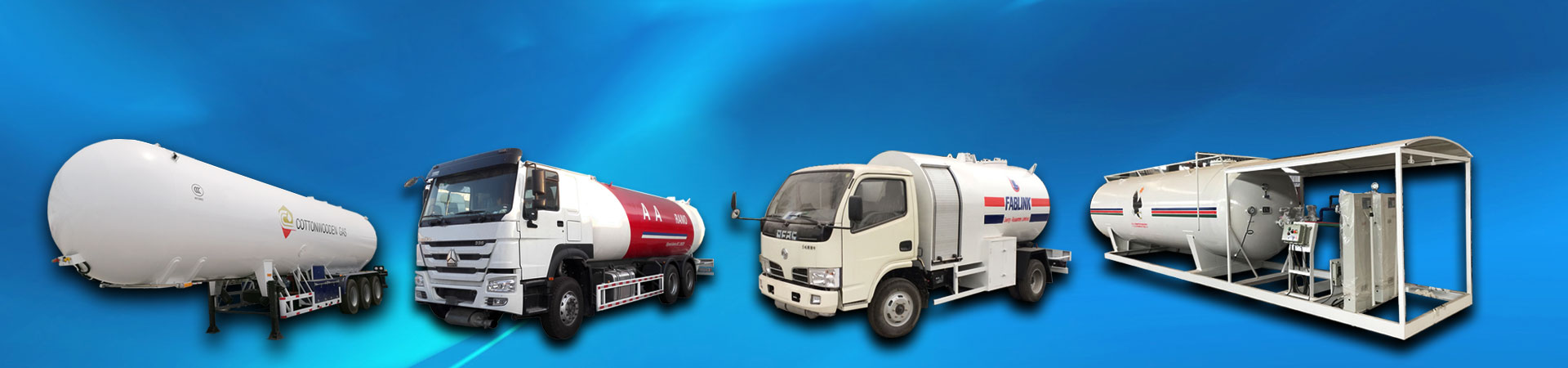 Reliable Manufacturer for LPG Tank Products