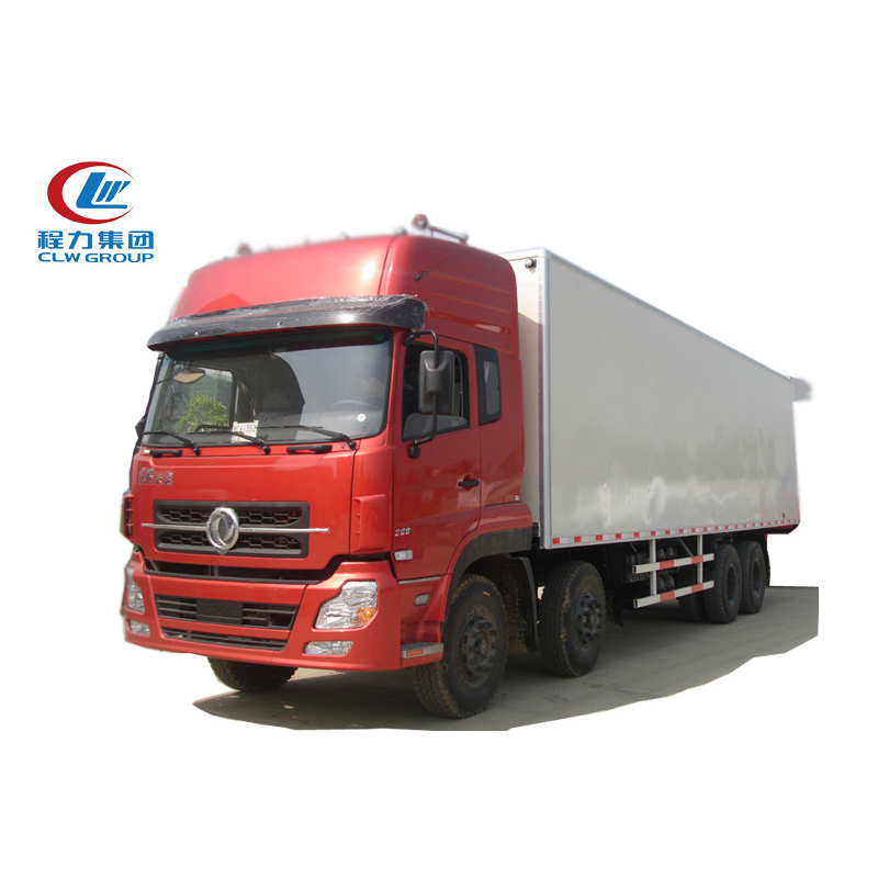 Logistics Refrigerated Trucks