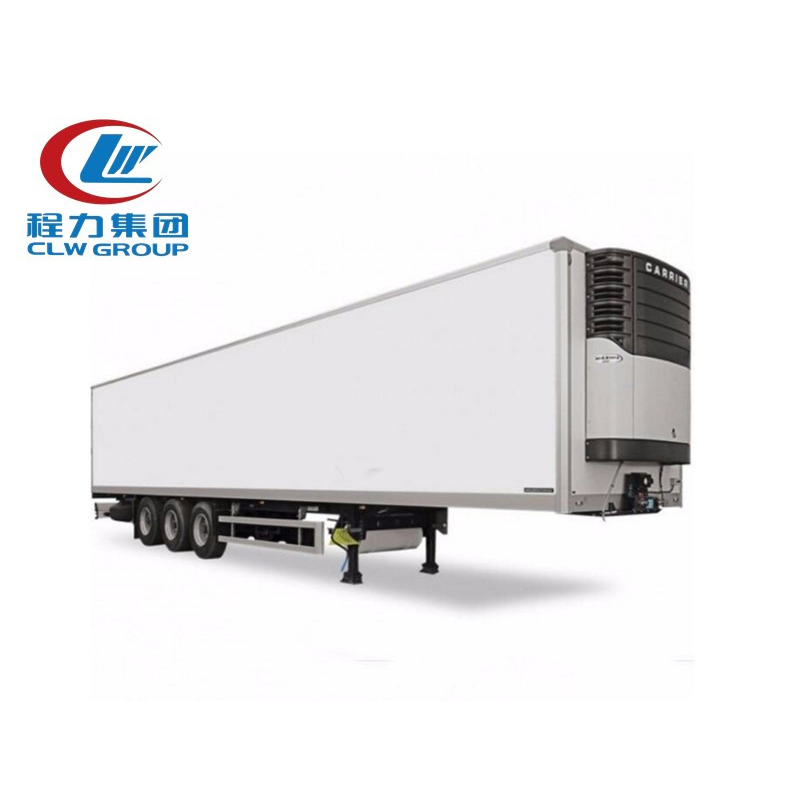 40Ton Sea Food Refrigerator Trailers