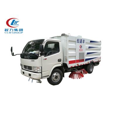 Dollicca Sweeping Machine of Hubei Chengli is the Expert for Pavement Cleaning