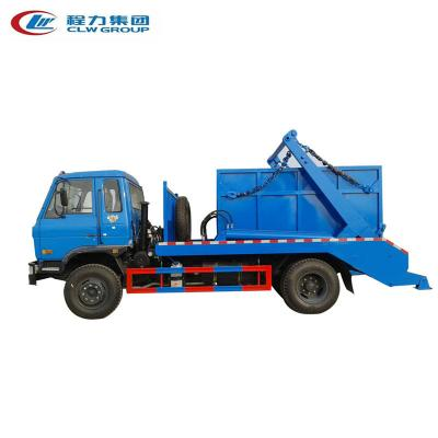 Dongfeng 4X2 8CBM Swing Arm Garbage Truck